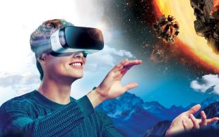 Удивительные 3D фильмы на iPhone в очках виртуальной реальности